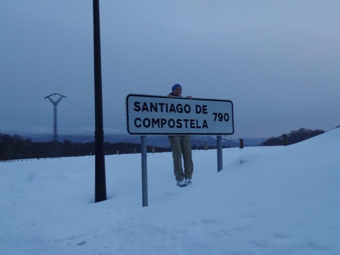 camino cold